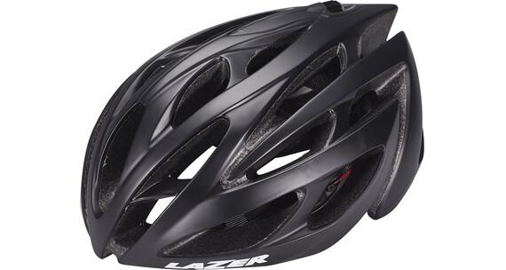 Lazer O2 helm zwart